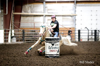 Crazy Woman Ranch Gymkhana Series -- Marvelous May