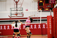 Volley for a Cure Northridge Varsity and JV